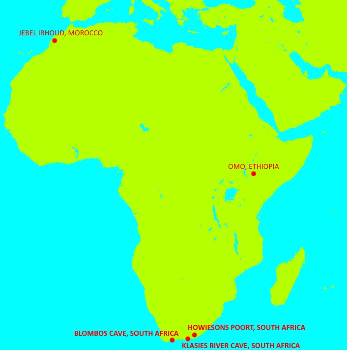 HOMOSAPIENSINAFRICA